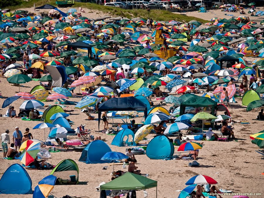 3268 Япония: Особенности японского пляжного отдыха