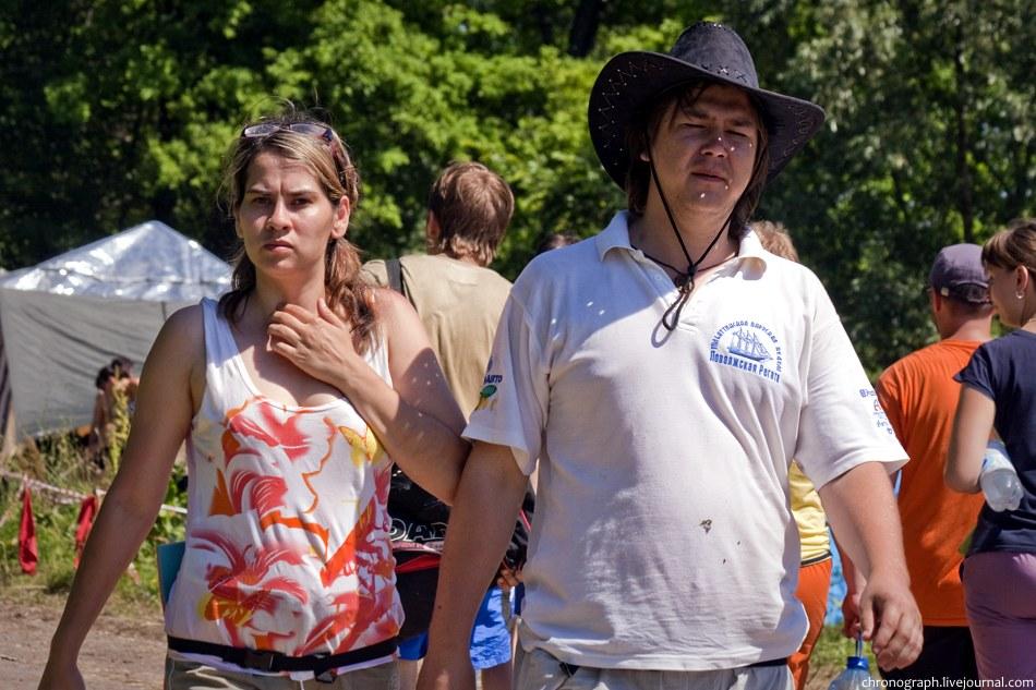 Грушинский фестиваль 2011