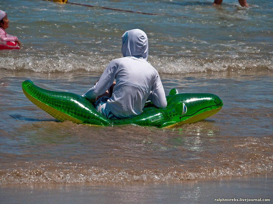 3454 Япония: Особенности японского пляжного отдыха