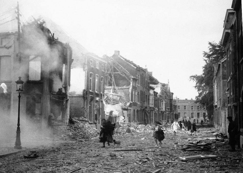 Вторая мировая война (часть 3)
