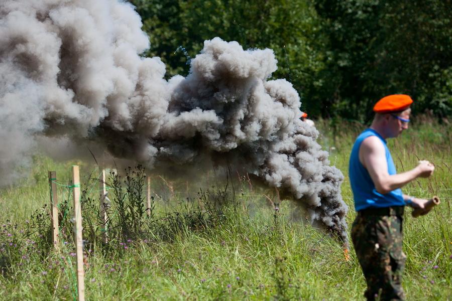 3657 Страйкбол: Операция Десант в Феодосии