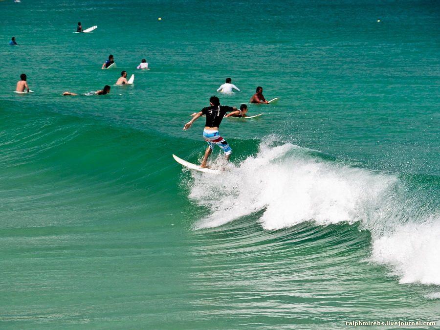Япония: Особенности японского пляжного отдыха