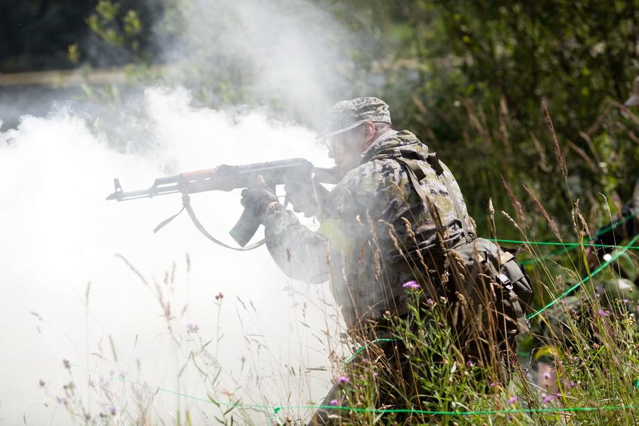 3754 Страйкбол: Операция Десант в Феодосии
