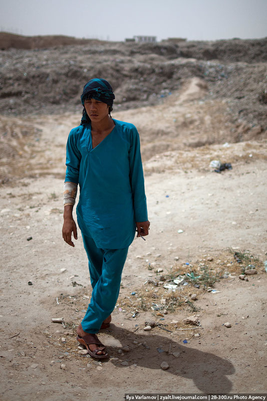 3820 Афганский героин