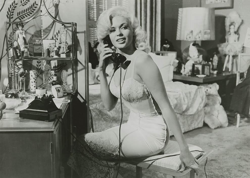 Актрисы Голливуда. Джейн Мэнсфилд(Jayne Mansfield).Костюмы 1950-х.