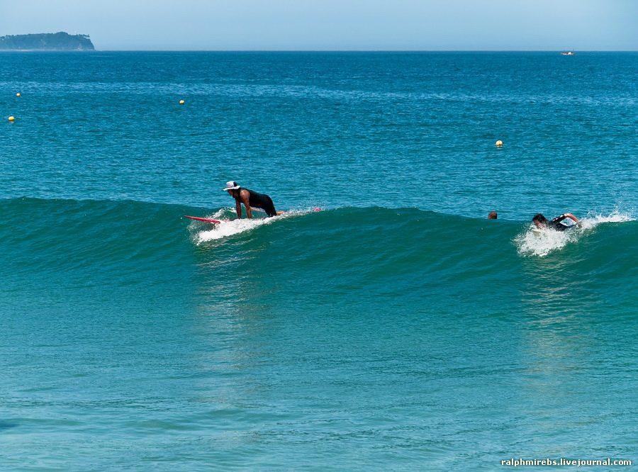 3940 Япония: Особенности японского пляжного отдыха