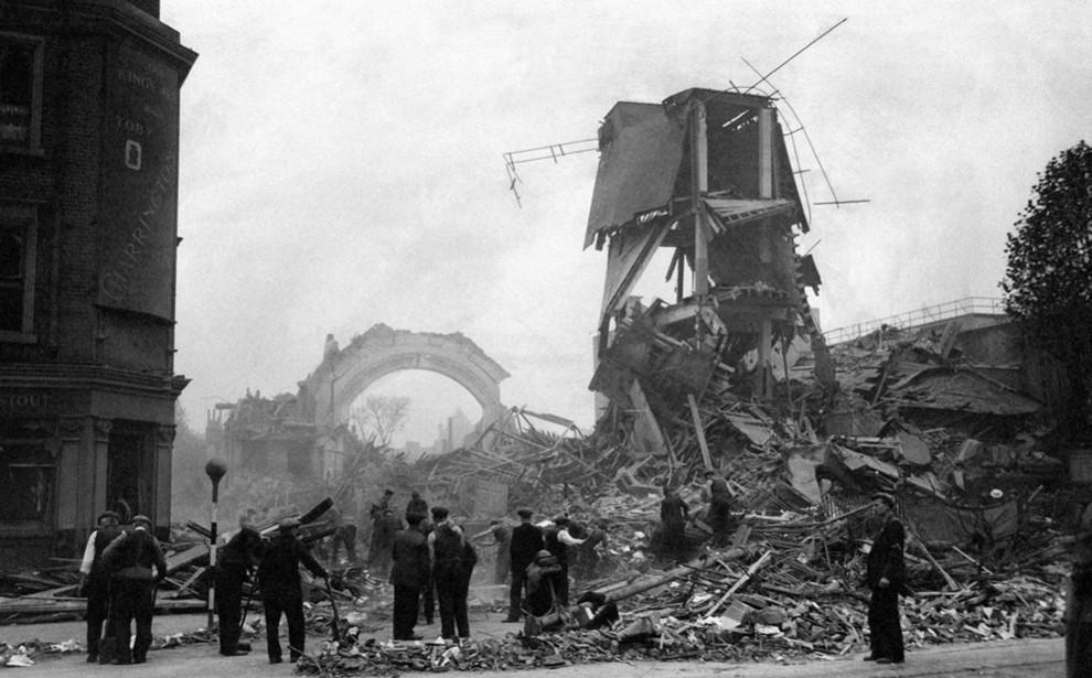 Вторая мировая война (Часть 4)