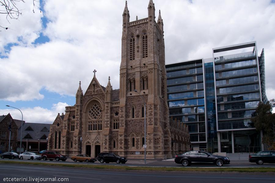 Большое путешествие: 7000 километров по Австралии (Часть 3)