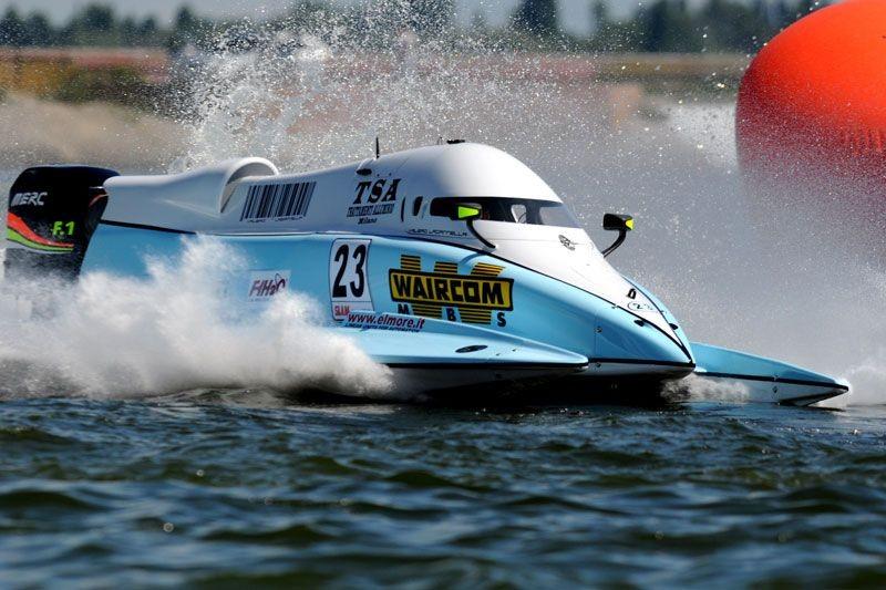 Формула-1 на воде (F1H2O 2011): Украина, день первый (фоторепортаж)