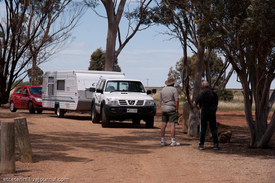4159 Большое путешествие: 7000 километров по Австралии (Часть 4)