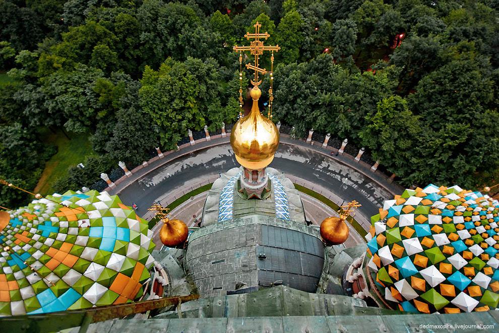 Храм Спаса на Крови, Санкт-Петербург