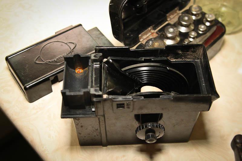 Проявка чёрно-белой плёнки по Д-76.