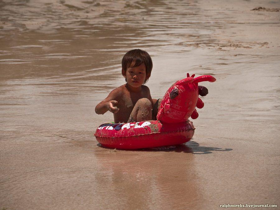 4189 Япония: Особенности японского пляжного отдыха