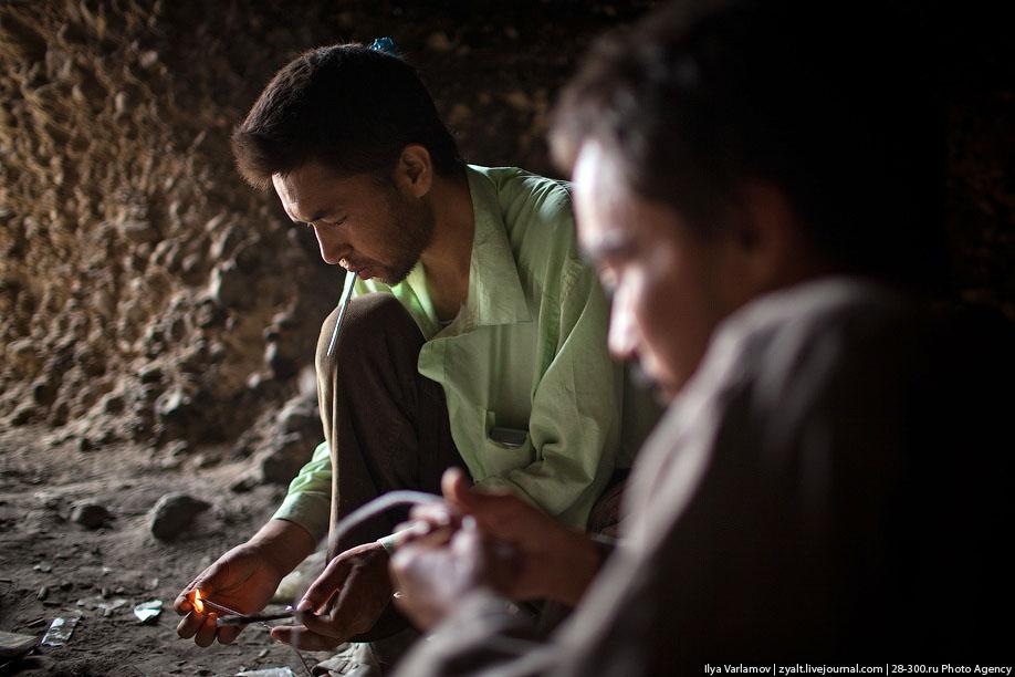 4220 Афганский героин
