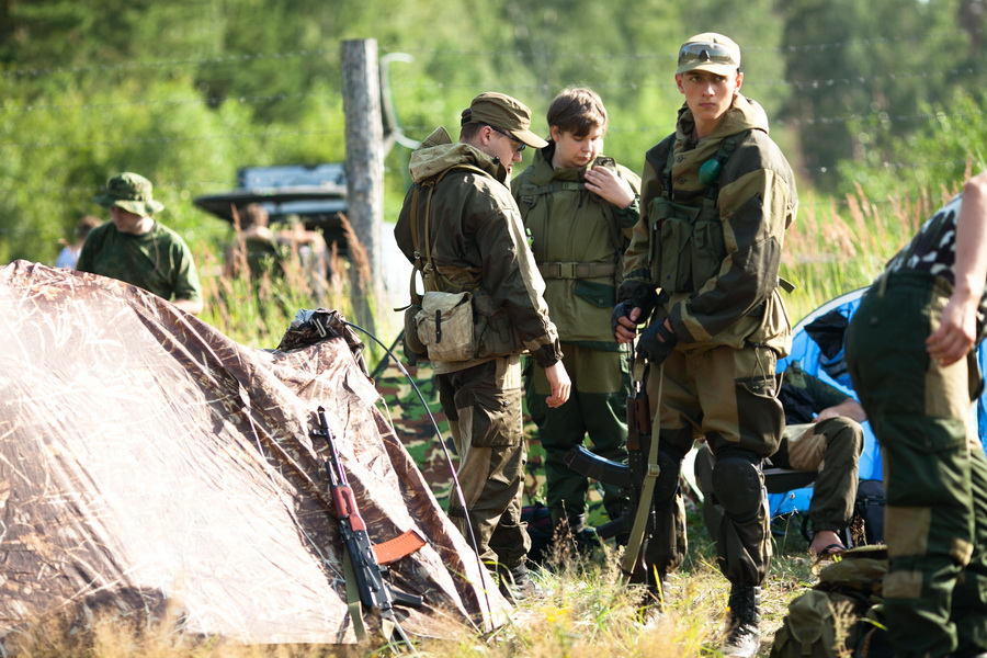 4258 Страйкбол: Операция Десант в Феодосии