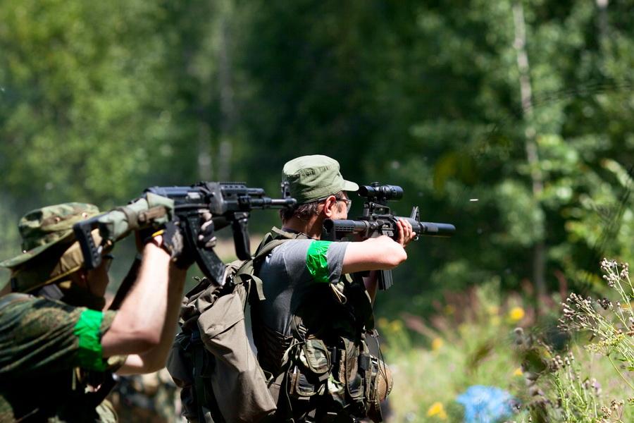 4438 Страйкбол: Операция Десант в Феодосии