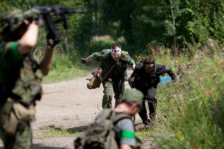 4537 Страйкбол: Операция Десант в Феодосии