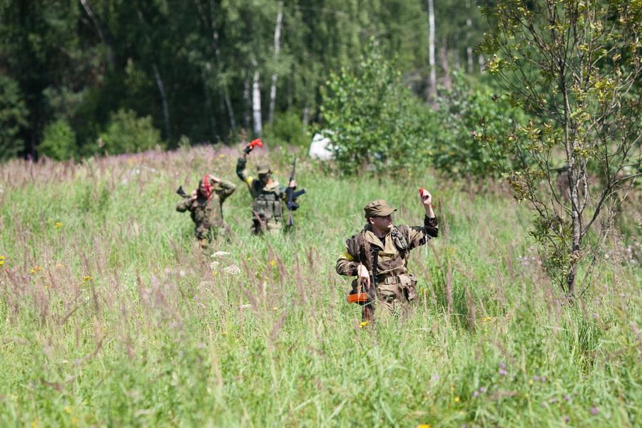 4826 Страйкбол: Операция Десант в Феодосии