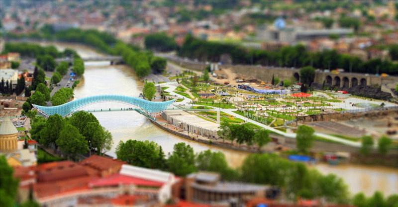 Игрушечный Тбилиси