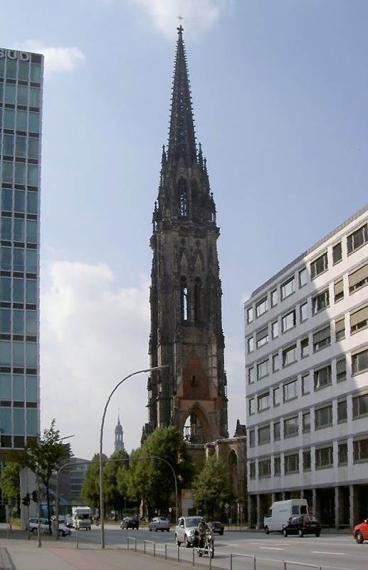 10 самых высоких соборов