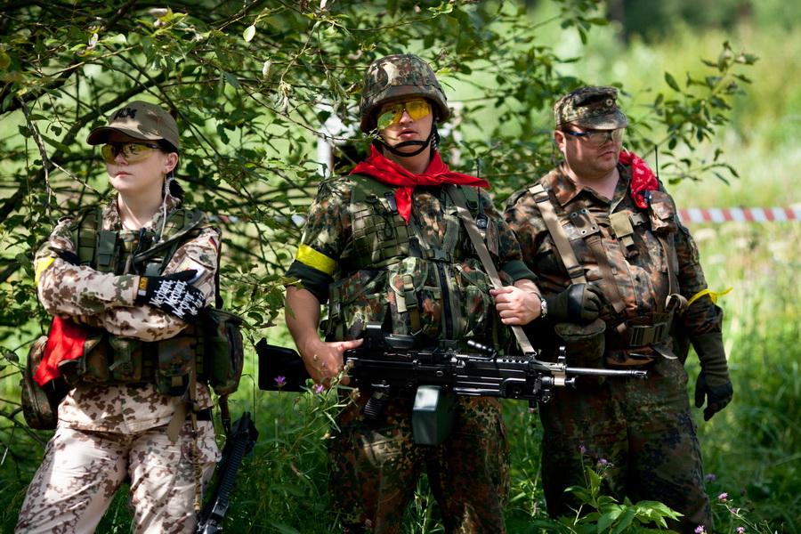 5422 Страйкбол: Операция Десант в Феодосии