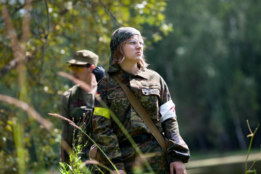 5617 Страйкбол: Операция Десант в Феодосии