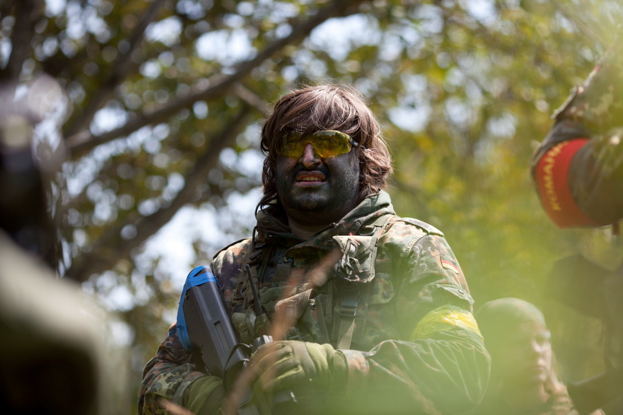 5914 Страйкбол: Операция Десант в Феодосии