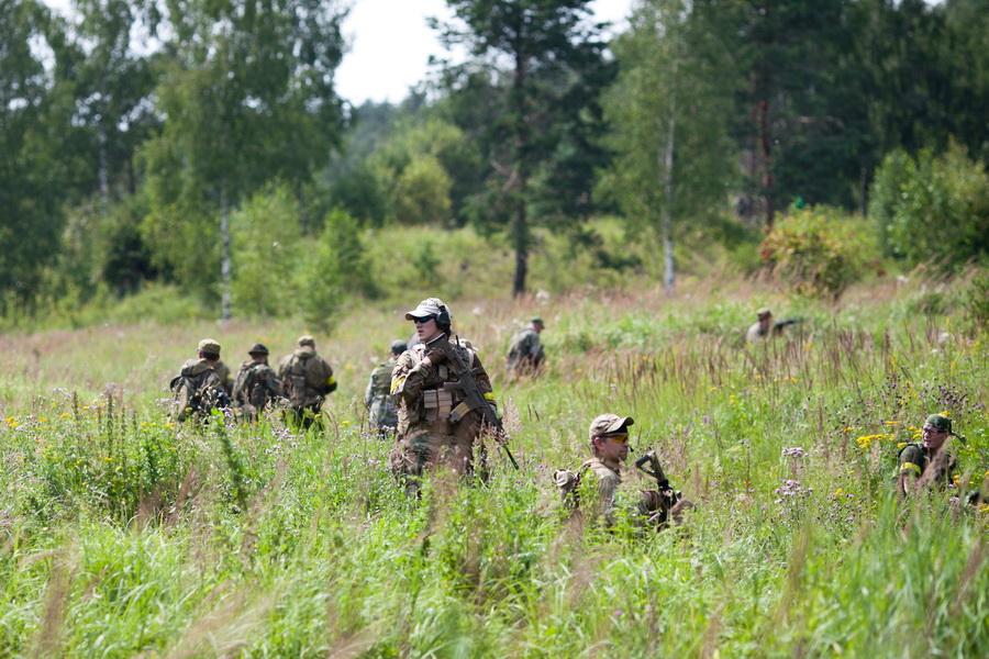 609 Страйкбол: Операция Десант в Феодосии