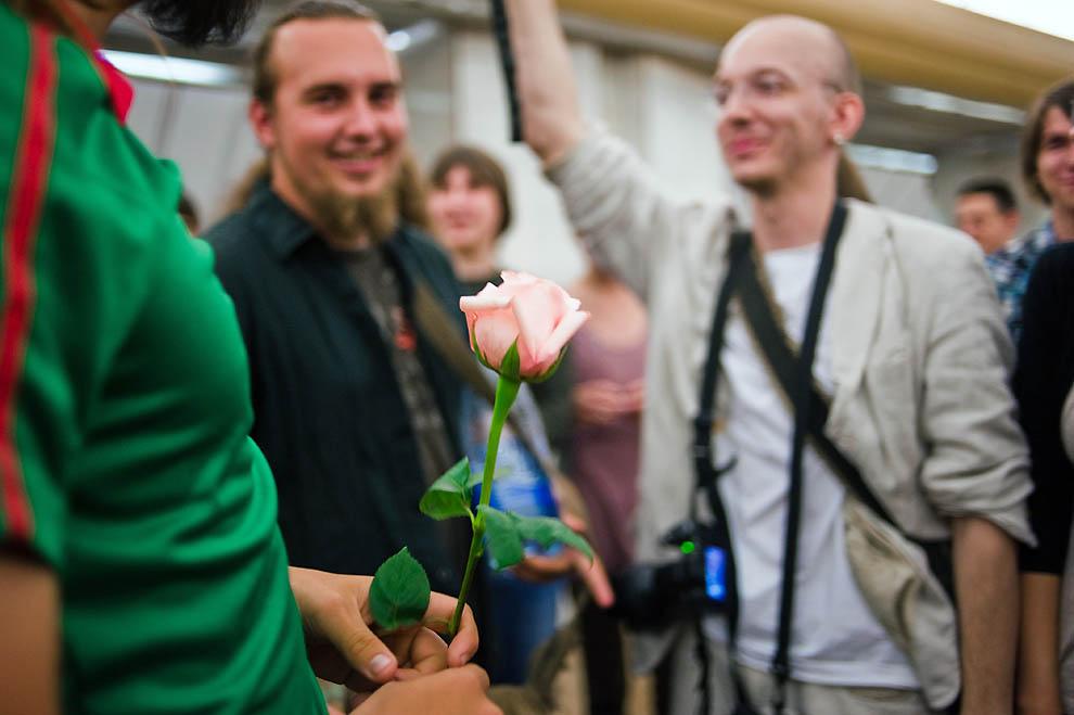 Великая суббота роз