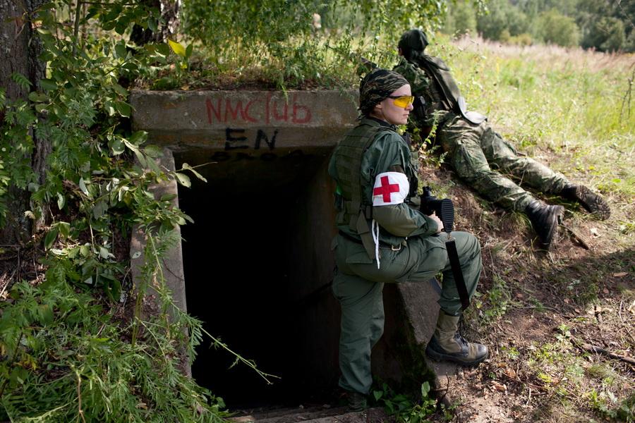 6217 Страйкбол: Операция Десант в Феодосии