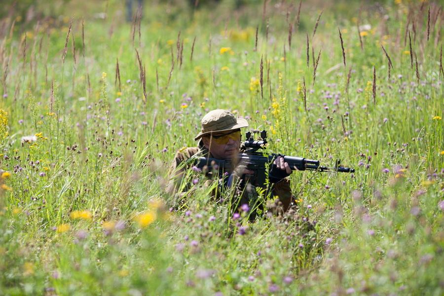 6715 Страйкбол: Операция Десант в Феодосии