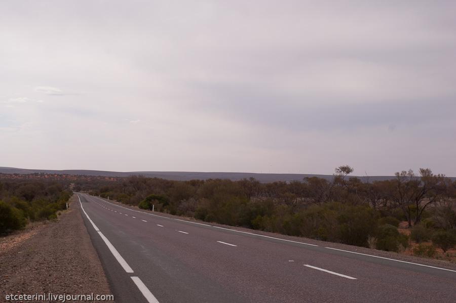 7106 Большое путешествие: 7000 километров по Австралии (Часть 4)