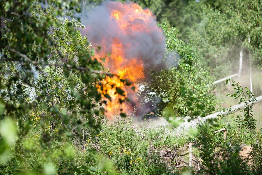 7315 Страйкбол: Операция Десант в Феодосии