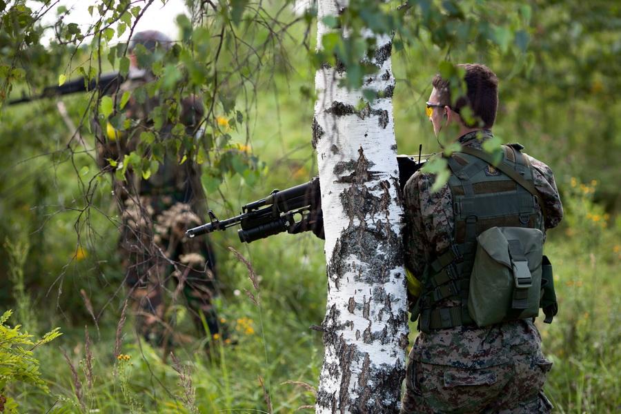 7513 Страйкбол: Операция Десант в Феодосии