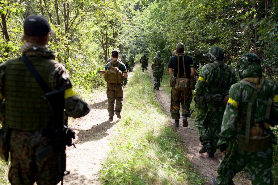 804 Страйкбол: Операция Десант в Феодосии
