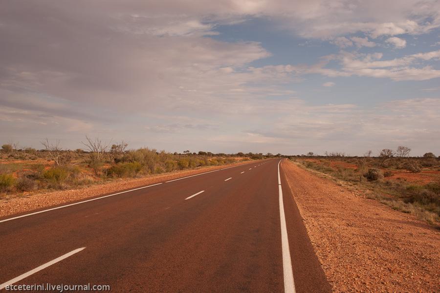 8104 Большое путешествие: 7000 километров по Австралии (Часть 4)