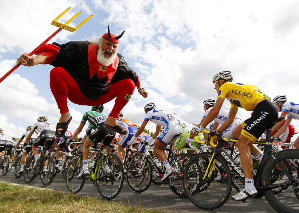 Тур де Франс 2011 — самое интересное