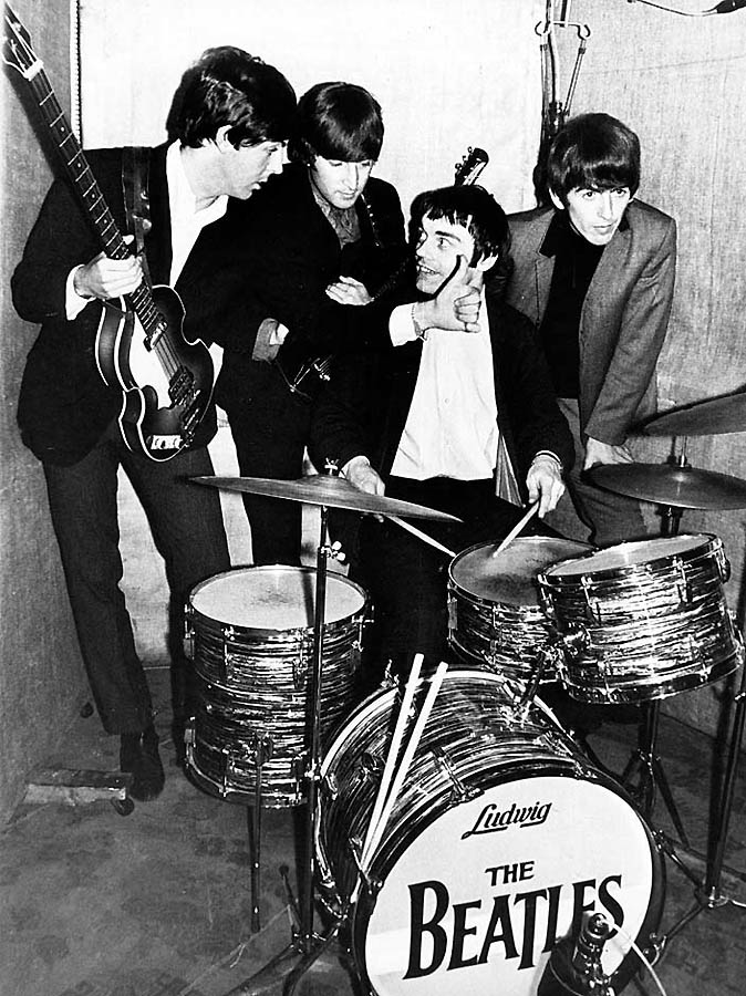 Gambar Langka «The Beatles»