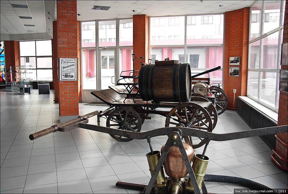 Музей пожарного дела