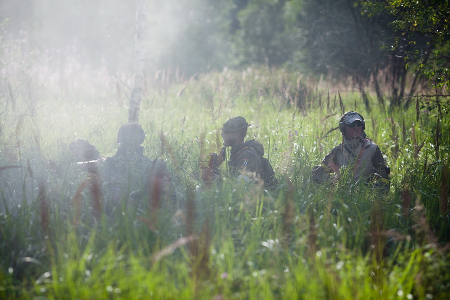 8313 Страйкбол: Операция Десант в Феодосии