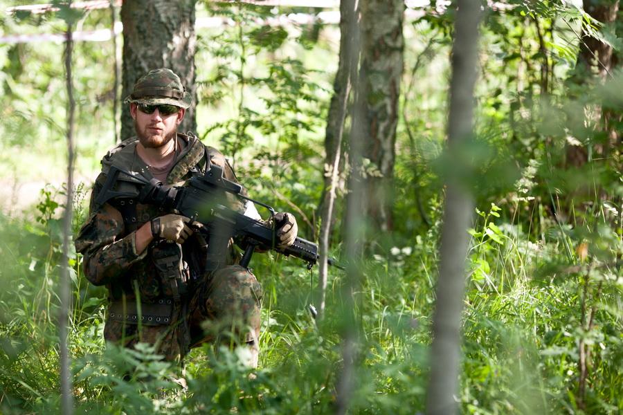 8513 Страйкбол: Операция Десант в Феодосии