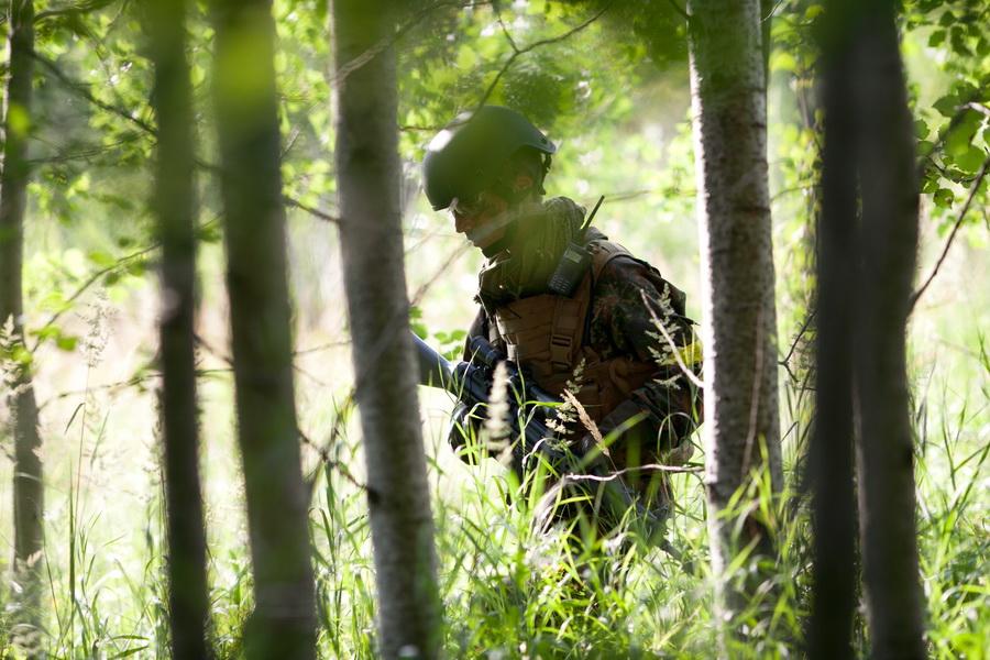 8711 Страйкбол: Операция Десант в Феодосии