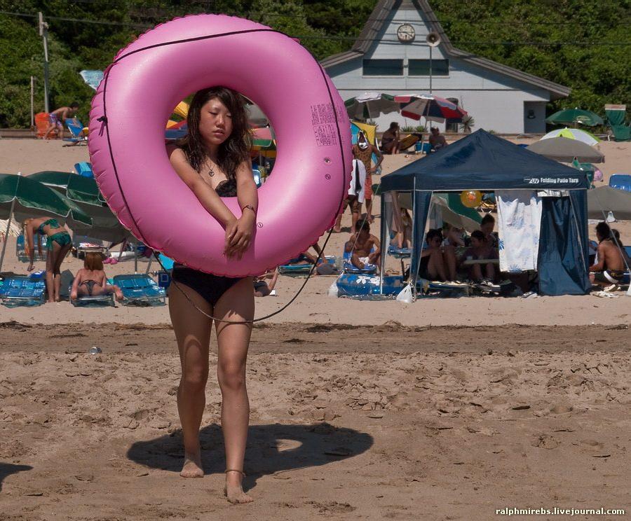 9123 Япония: Особенности японского пляжного отдыха