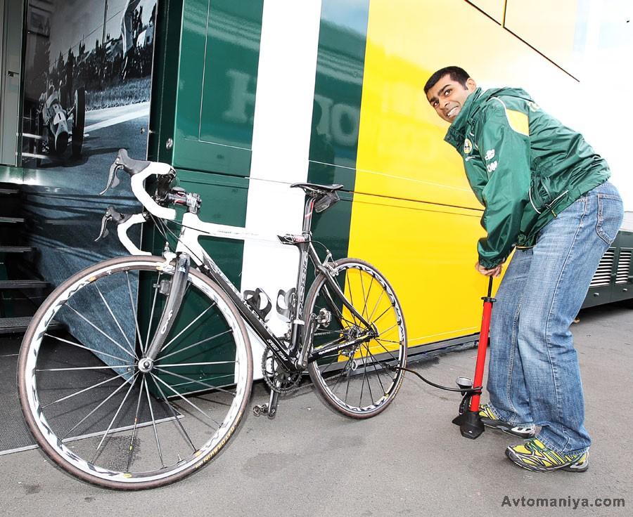 Фотографии Формулы-1, Гран-при Германии 2011: подготовка