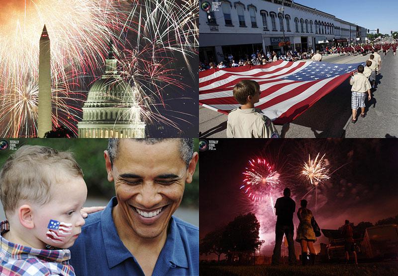 BIGPIC День Независимости США 2011