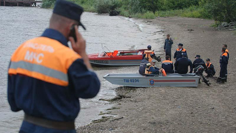 BIGPIC11 Трагедия на Волге: затонул теплоход Булгария