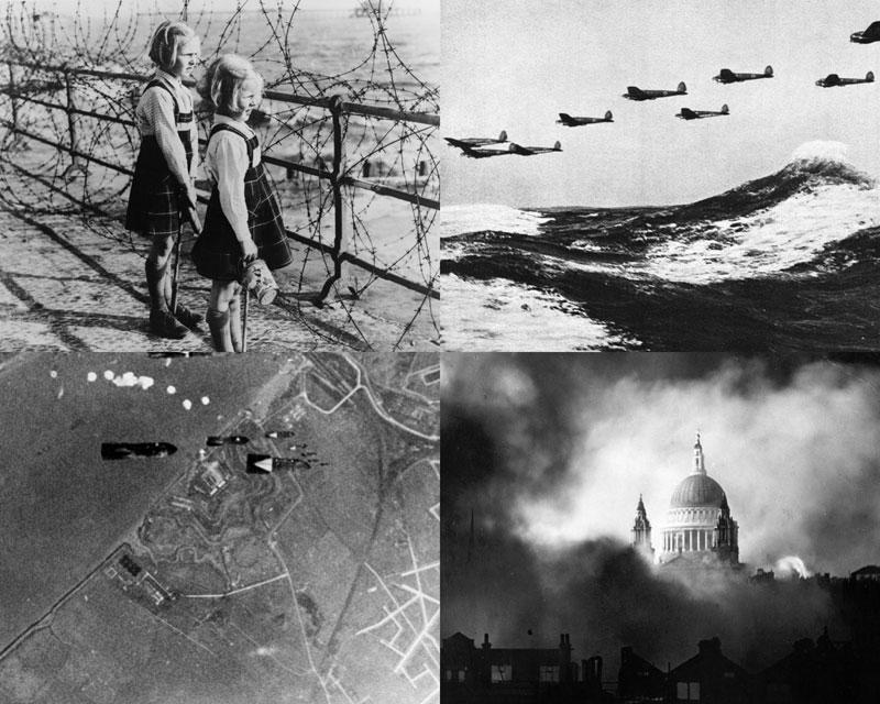 Вторая мировая война: Битва за Британию (Часть 4)