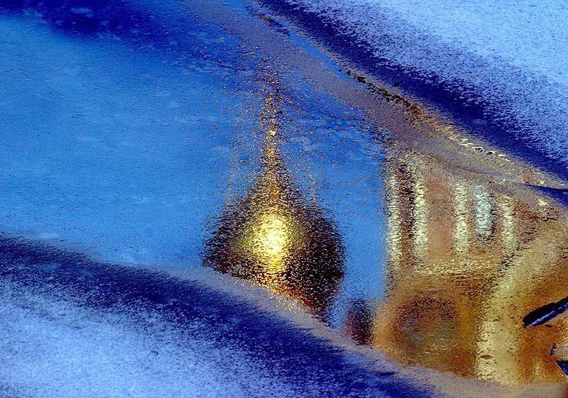 30 бодрящих фотографий в оттенках синего