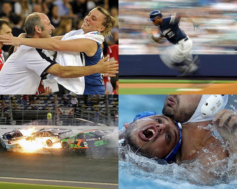 Радость и победы Уимблдонского турнира и другие спортивные фото