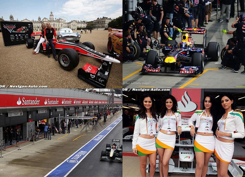За кулисами Формулы‑1, Великобритания 2011: квалификация